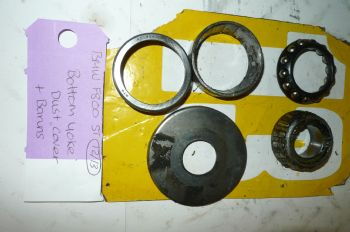 BMW F800ST BOTTOM YOKE DUST COVER & BEARINGS (CON-B)